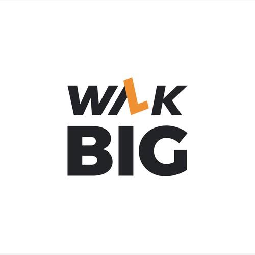 Walk Big logo