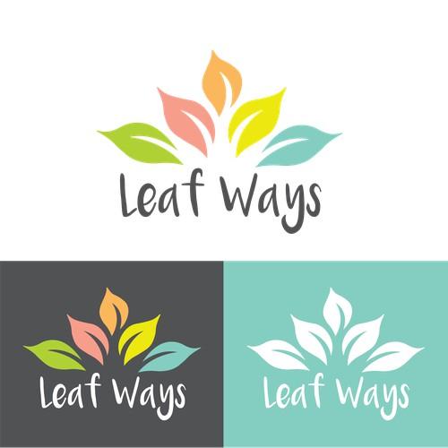 Logo Concept for Leaf Ways