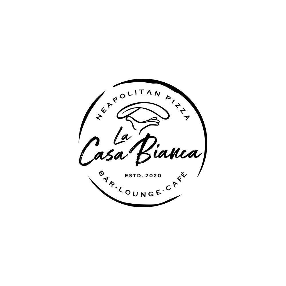 Simple Logo for Restaurant & Bar La Casa