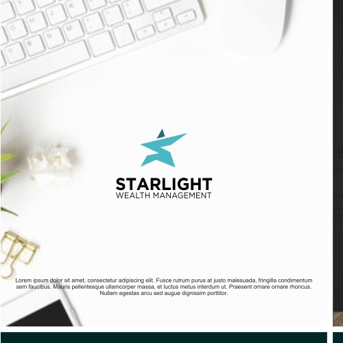Star Logo for Starlight Wealth Management