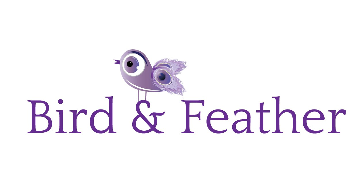 Create the next logo for Bird & Feather