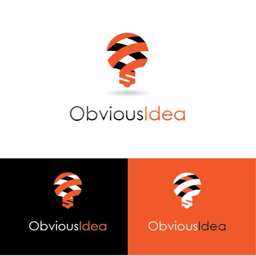 Logo for ObviousIdea.com - High-tech software and web service