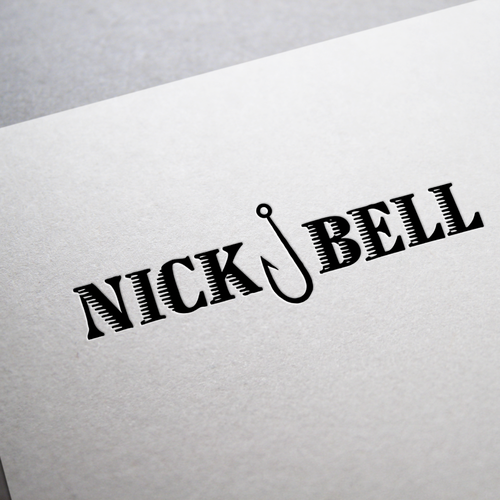 Help Nick J Bell with a new logo