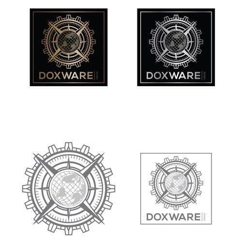 Logo design for Doxware Trading Co.