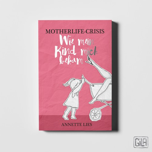 Motherhood chick lit - book cover