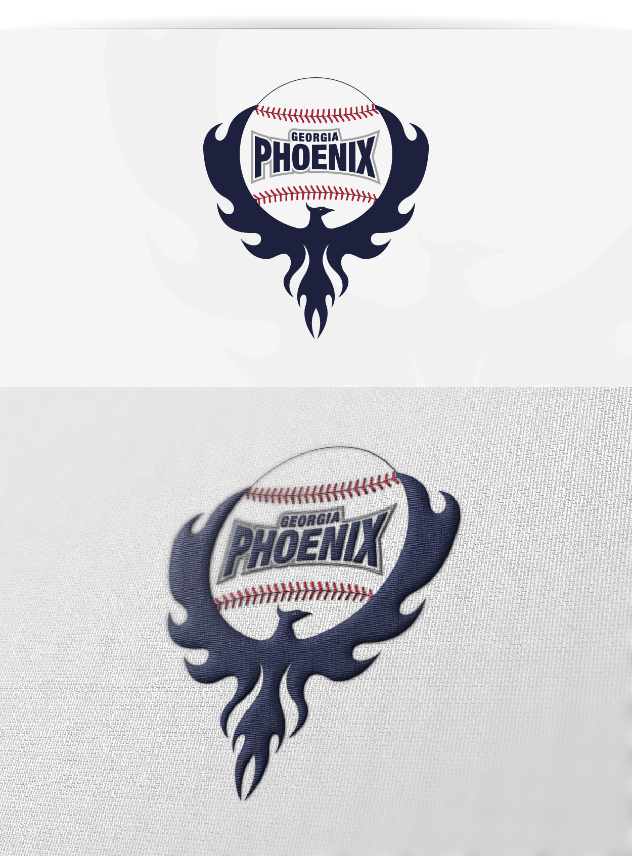 Help Georgia Phoenix  with a new logo