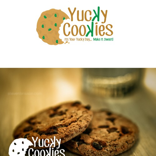 Help Capture the idea of turning yucky days sweet for Yucky Cookies