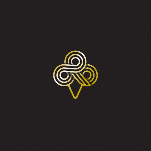 Logo for Oro ice cream