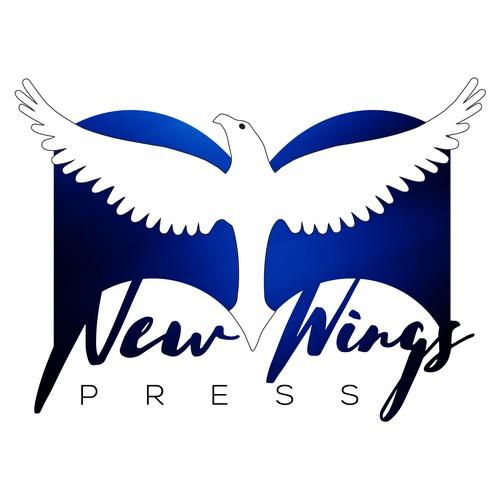 - NEW WINGS PRESS LOGO