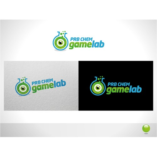 Create a great looking logo for mobile game company.