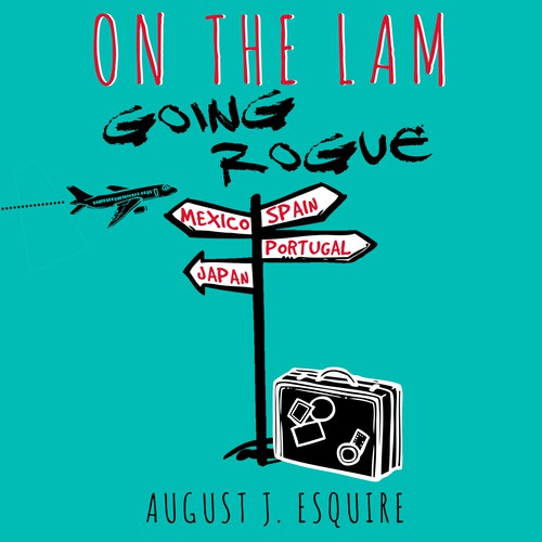 - ON THE LAM - nonfiction, traveling book