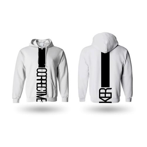 Bold Hoodie Design