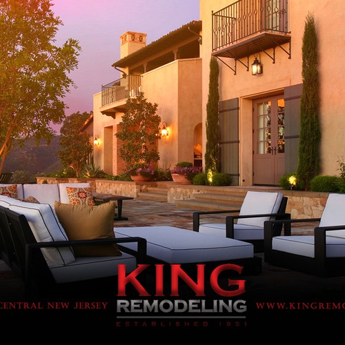 Facebook Cover for Exterior Remodeling Company