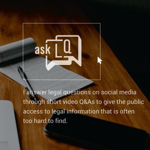 """Ask LQ"" - Logo & Social Media Pack"