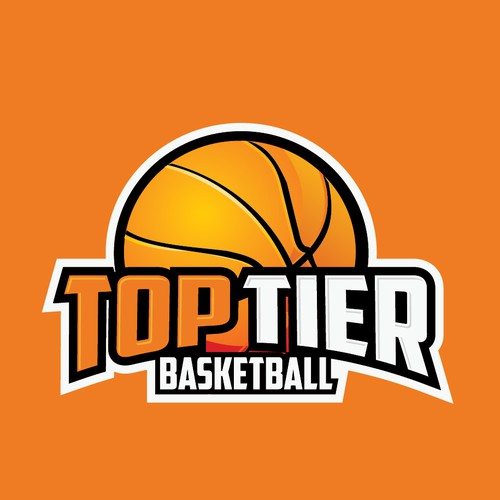 Create a Canadian basketball brand's first ever logo!!!! Top Tier Basketball