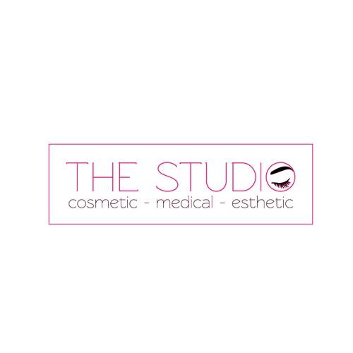 Bold logo concept for beaty salon