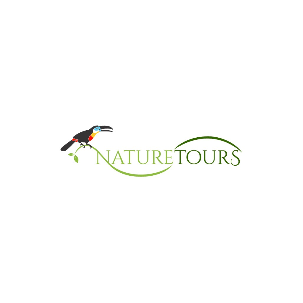 Naturetours needs a classy but visually meaningful logo