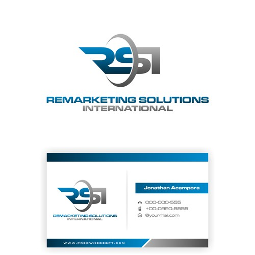 Create a Polished, Professional Logo for Asset Recovery Business