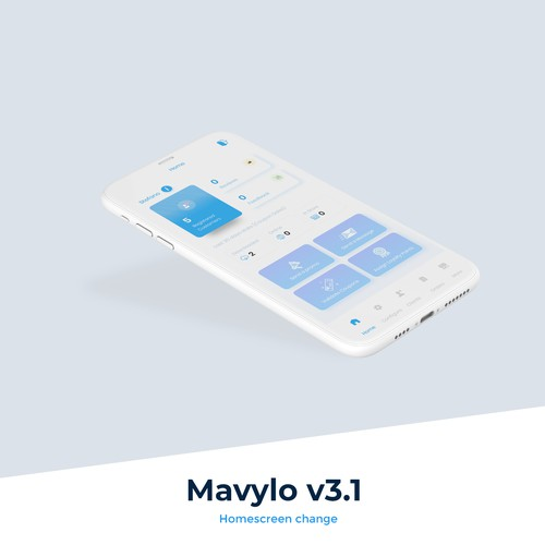 A retail app - Mavylo