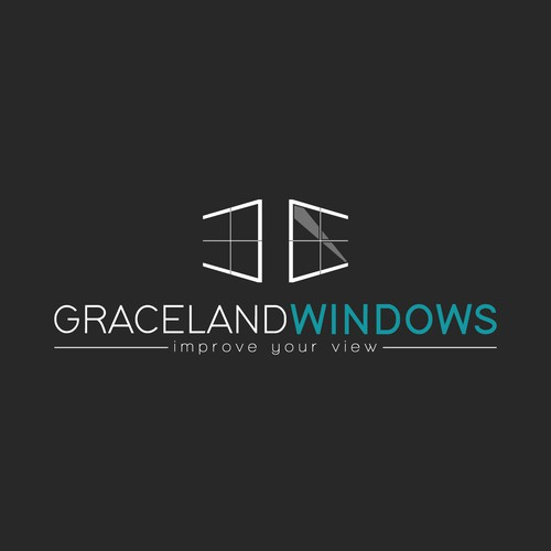 Logo design for window company!