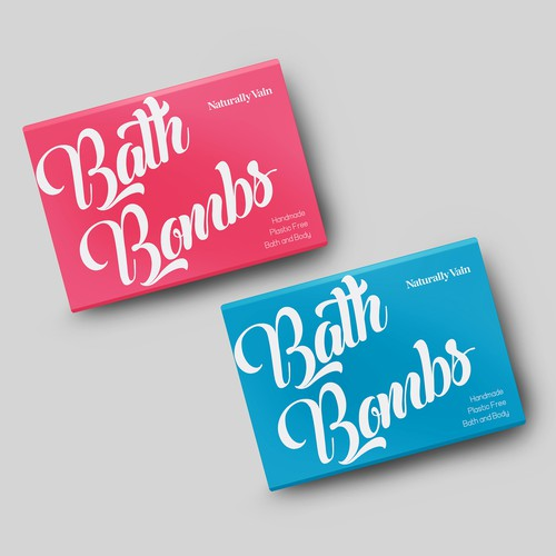 Naturally vain bath bombs