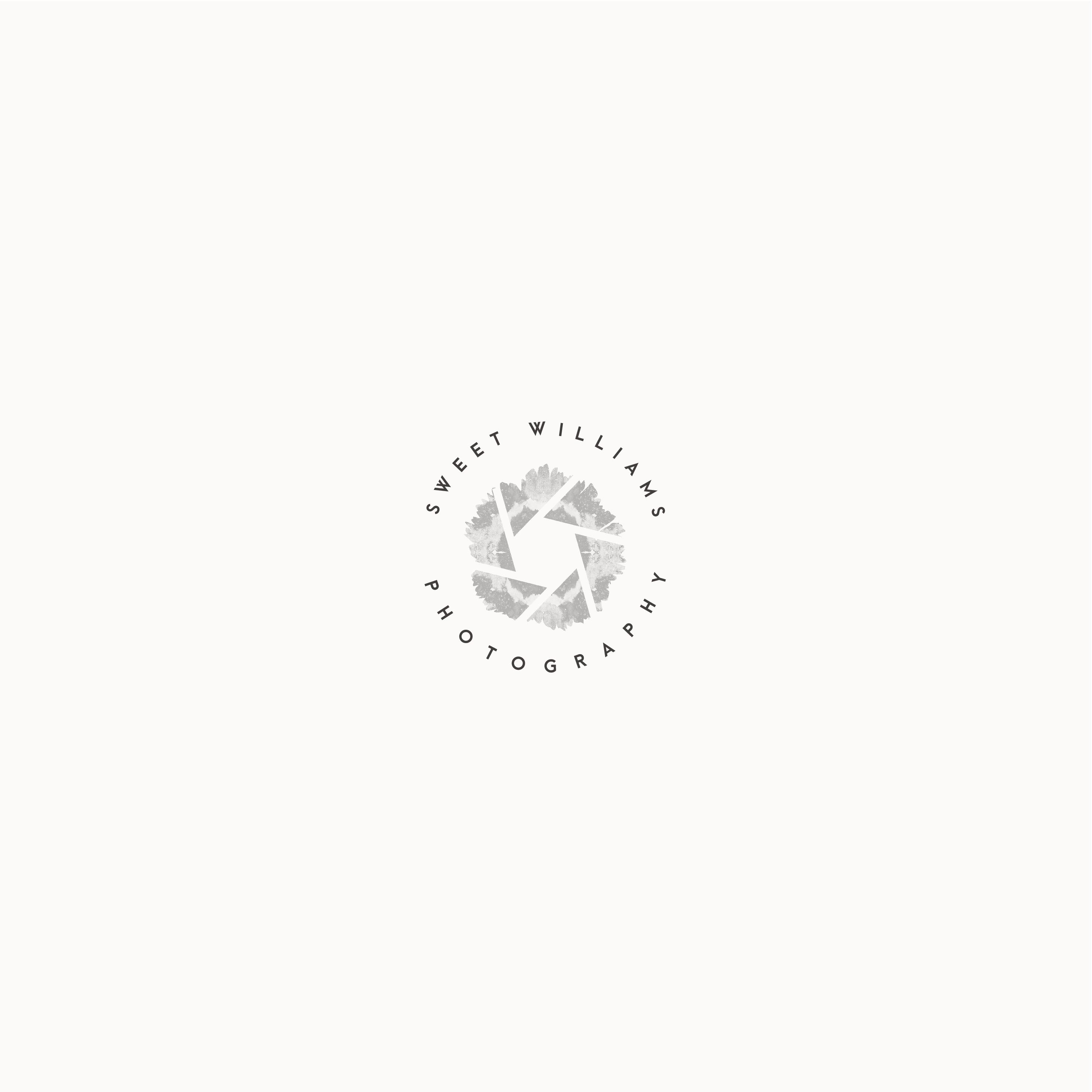 Design a simplistic elegant logo for Sweet Williams Photography
