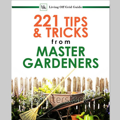 cover book for gardening