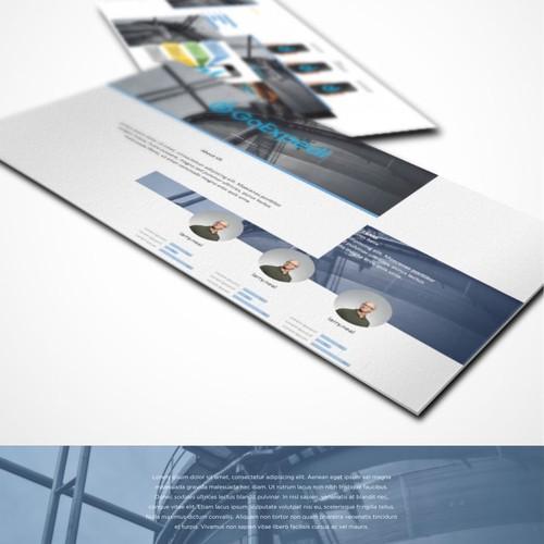GoExpedi powerpoint design