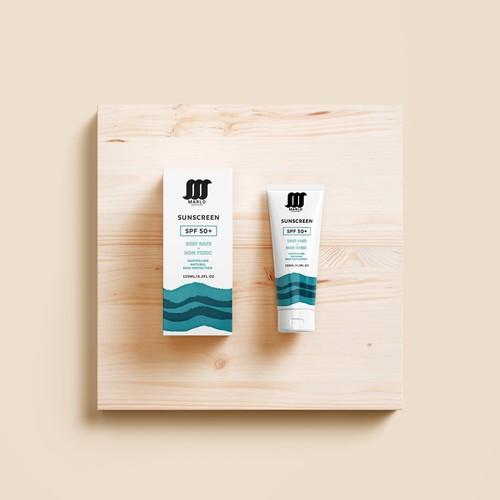 Sunscreen Packaging