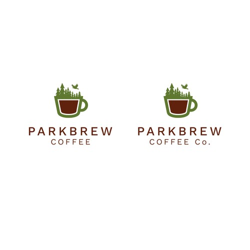 Logo design for coffee brewing company