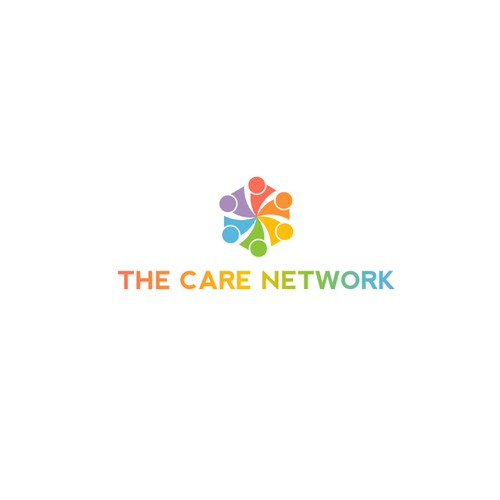 Care Network Logo Design