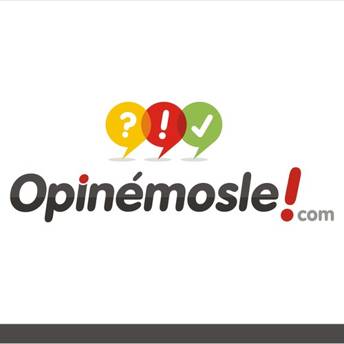 Opinemosle.com need a logo! A new Social Review Site for the LATAM Market!