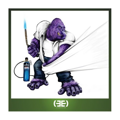 Gorilla illustration wanted for In Sight Sign Company
