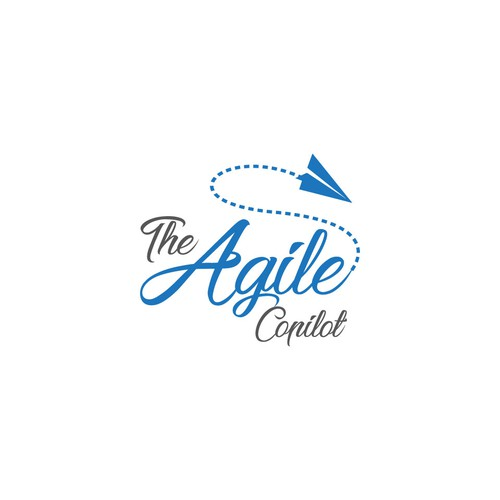 Fun Logo for Agile Copilot.