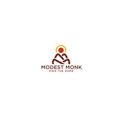 Modest Monk
