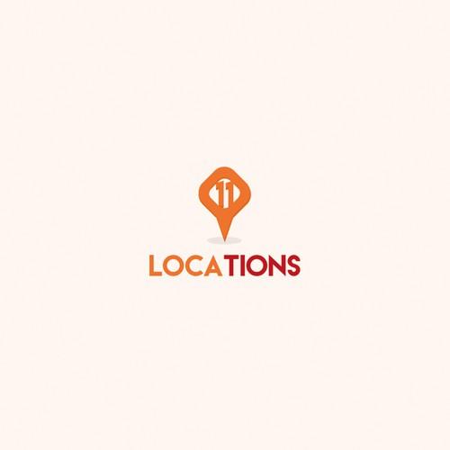 Logokonzept für 11 Locations