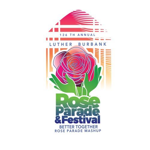 Rose Parade Branding / Design