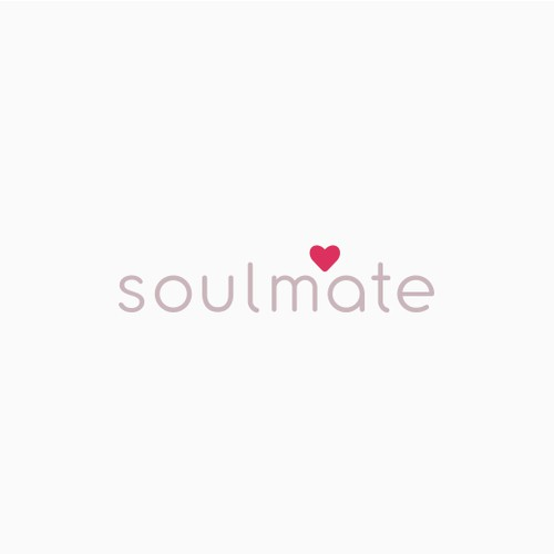 Logo refresh for soulmate.com