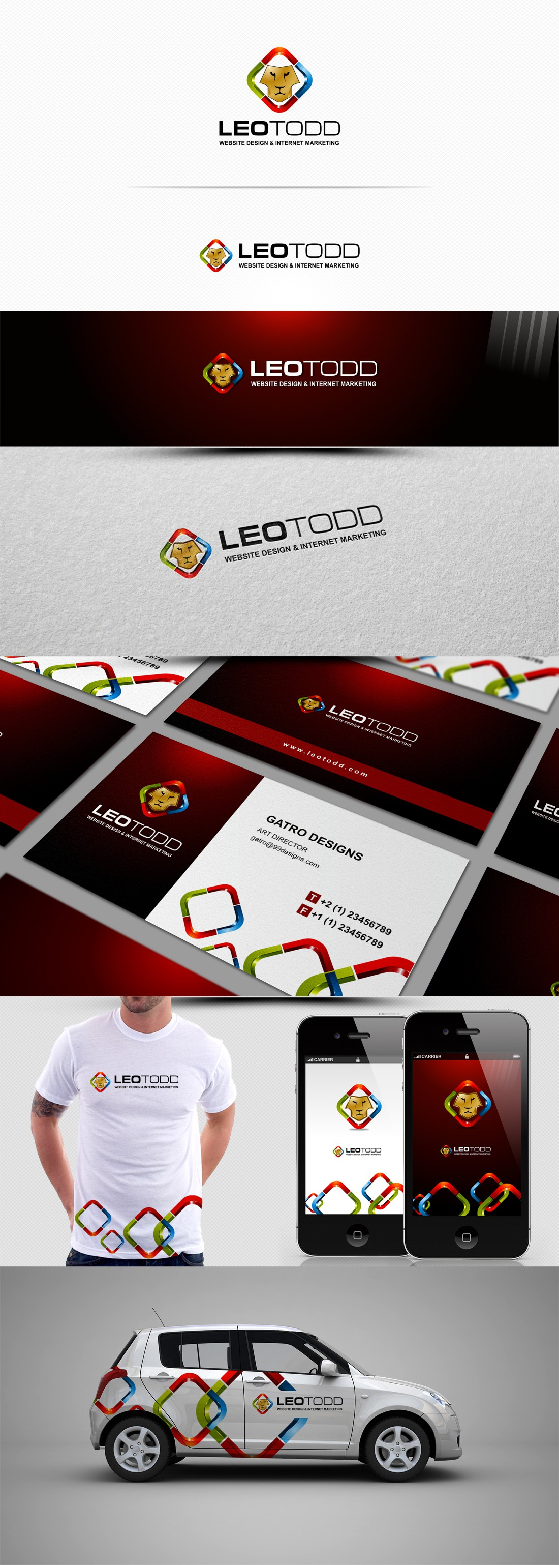New logo wanted for Leo Todd