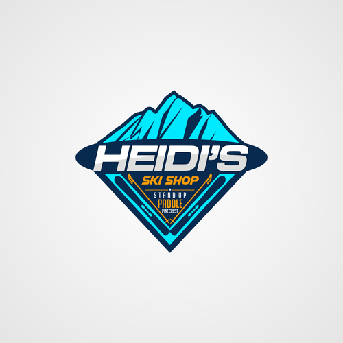 Heidi Logo Design