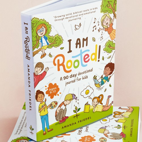 I Am Rooted! Kids Devotional
