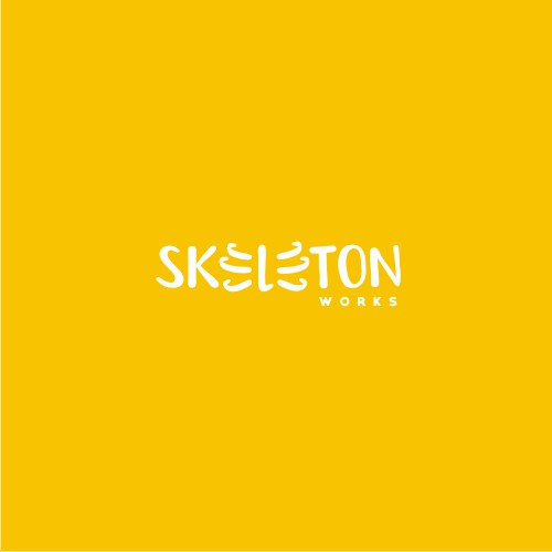 "Logo Design for ""Skeleton Works"""