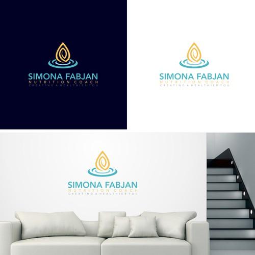 Logo design for Simona Fabjan