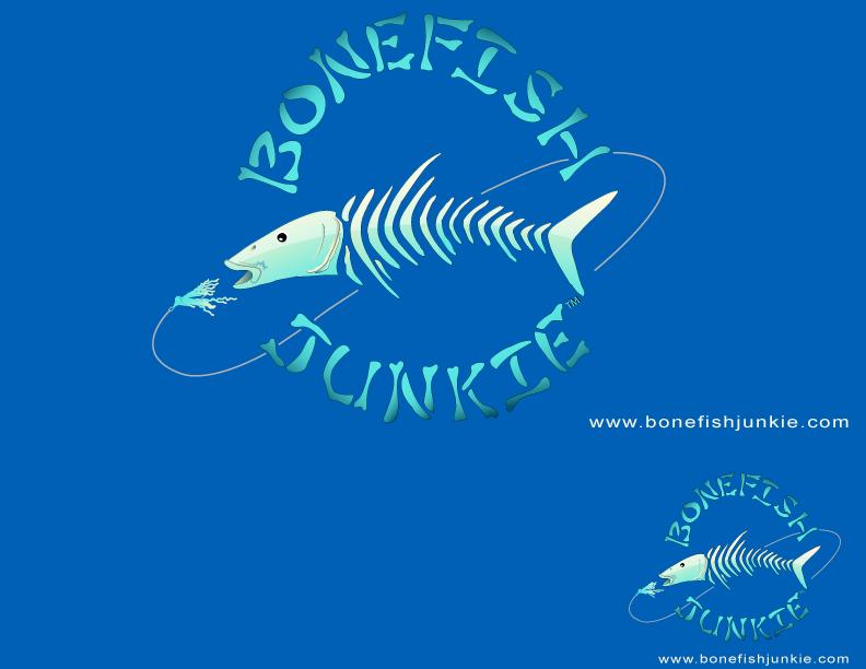 Bonefish Junkie needs a new logo