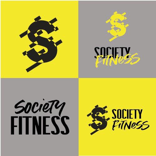 Logo for Society Fitness