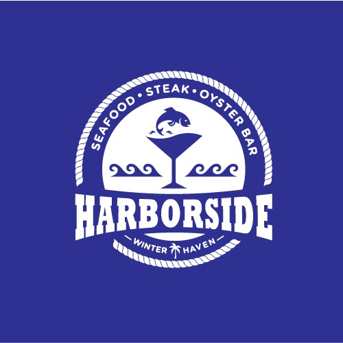 Create a Brand Logo for a Lake Front Restaurant in Central Florida