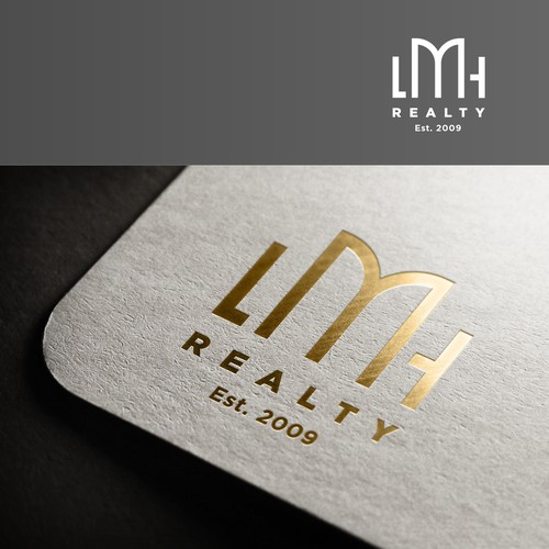 Minimalist modern logo