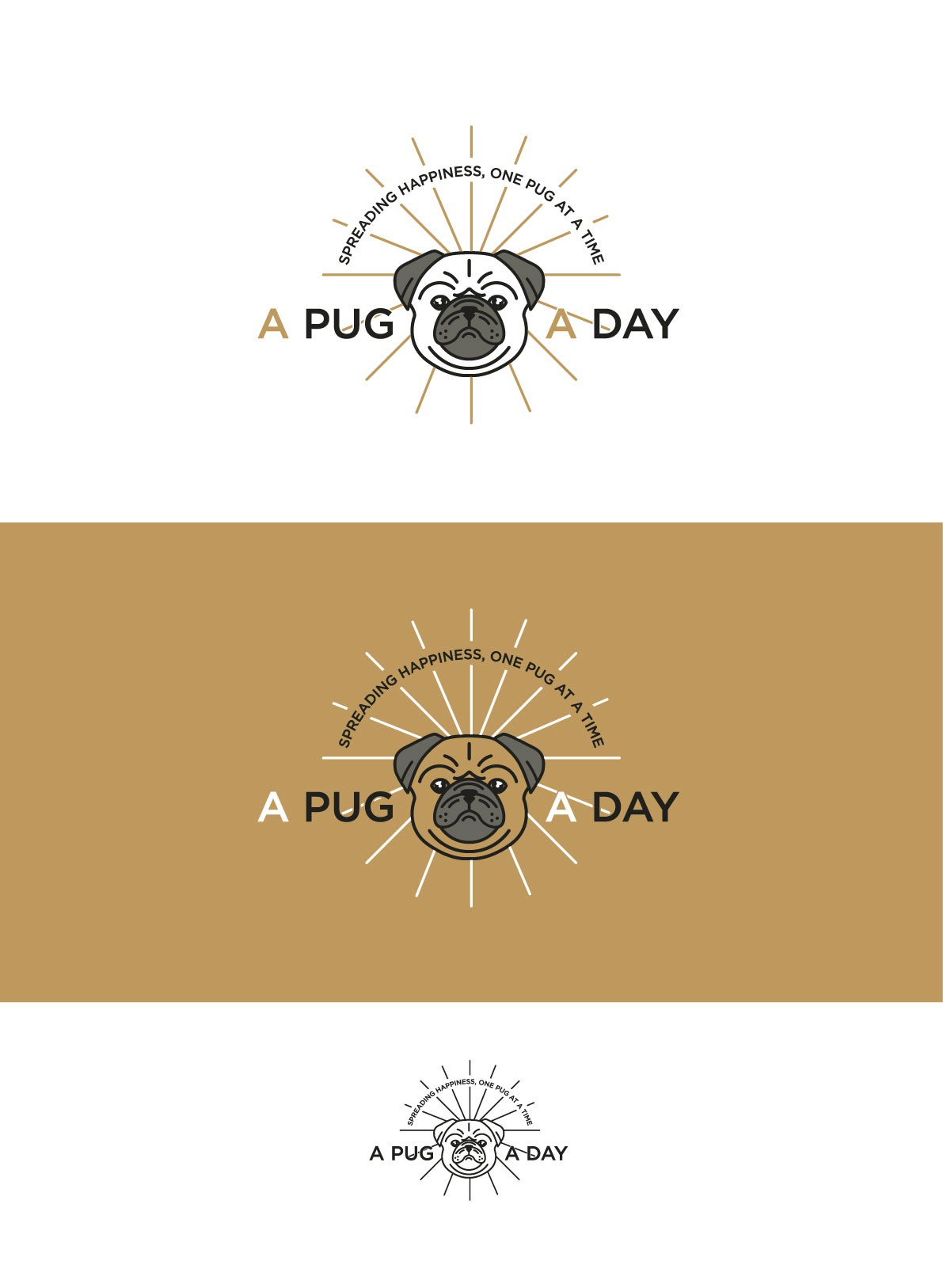 Design a clean / cool logo for a pet photography company