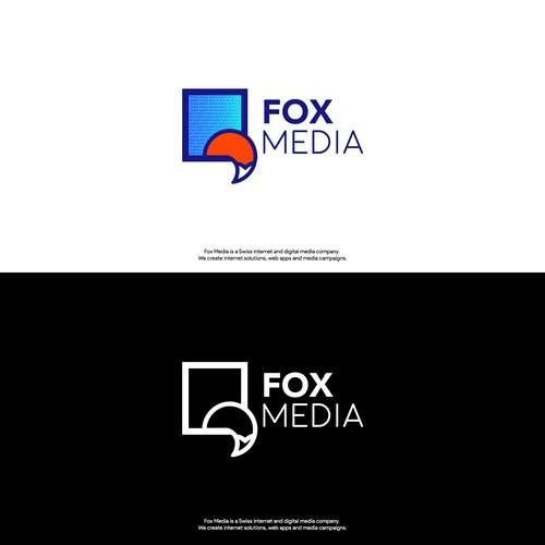 Fox in de web