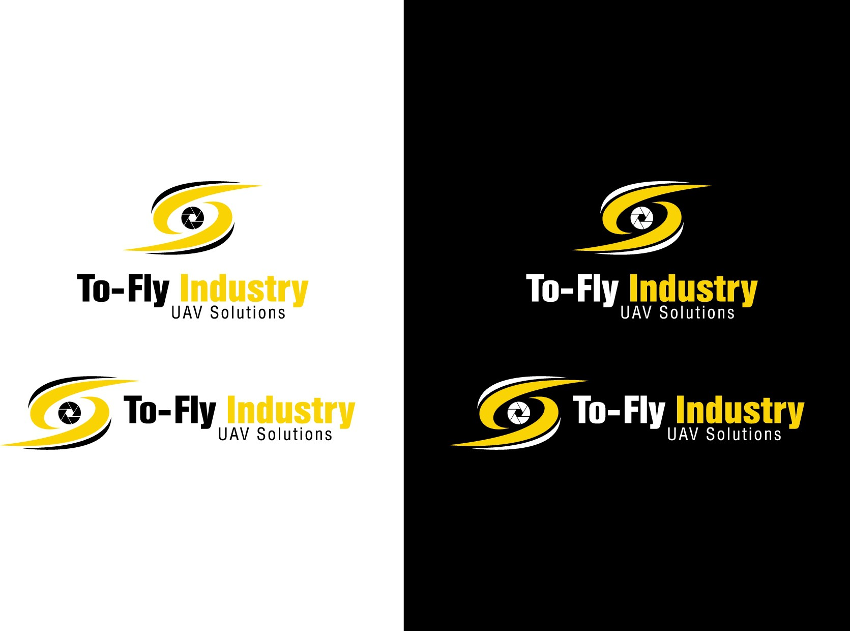 Make a logo for To-Fly Industry